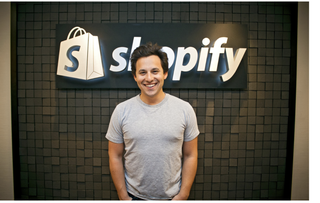 Shopify President Harley Finkelstein Joins Me on Panic with Friends to Discuss the Future of E-Commerce and Positioning Shopify as the Go-To Platform for Entrepreneurs - Howard Lindzon
